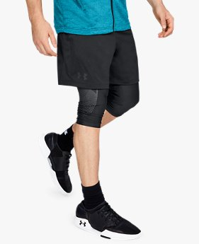 Shorts de Treino Masculino Under Armour Mk1 7""
